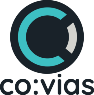 Logo co:vias